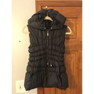 Michael Kors Puffy Vest with hood size XS
